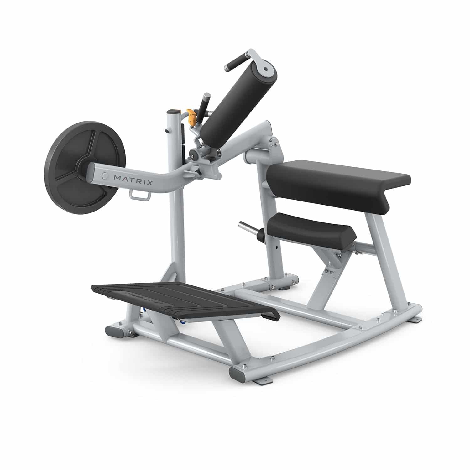 MX19_MAGNUM MG-PL78 glute trainer_Iced Slvr_detail_pivoting pad_lores